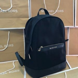 $248 Michael Kors Morgan Backpack Handbag MK Bag